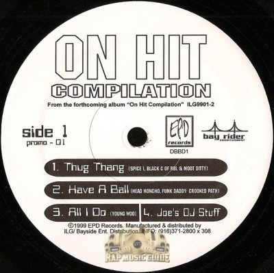 Chuy Gomez - On Hit Compilation