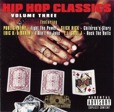 Hip Hop Classics - Volume 3