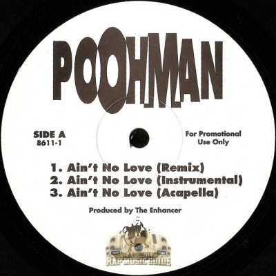 Pooh-Man - Ain't No Love (Remix)