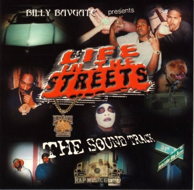 Billy Bavgate Presents - Life In The Streets Soundtrack