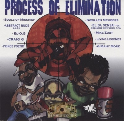 Various Artists - Process Of Elimination