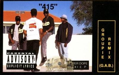 415 - Groupie A-- B----