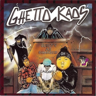 Ghetto Kaos - Guilty As Charged