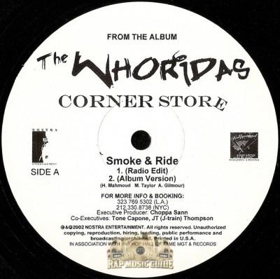 Whoridas - Smoke & Ride / Yo Ho!