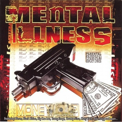 Mental Illness - Money Clip