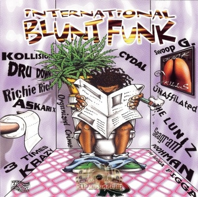 International Blunt Funk - International Blunt Funk Compilation