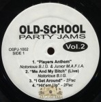 Old-School Party Jams - Vol. 2