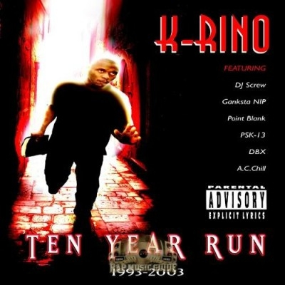 K-Rino - Ten Year Run (1993-2003)