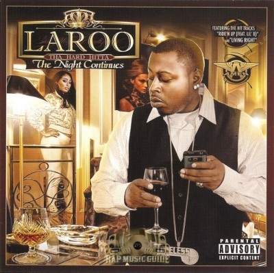Laroo The Hard Hitta - The Night Continues
