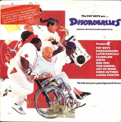The Fat Boys - Disorderlies