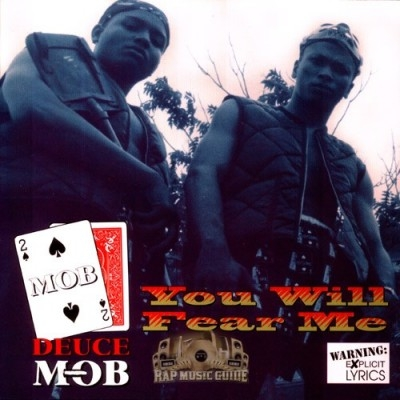 Deuce Mob - You Will Fear Me