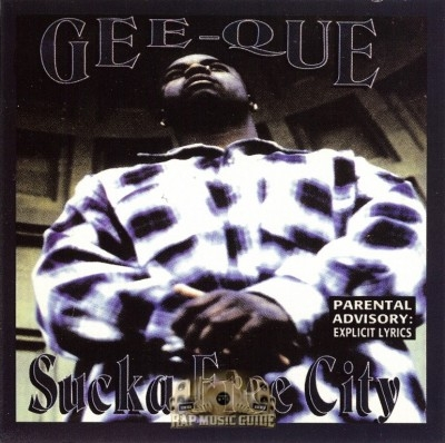Gee-Que - Sucka Free City