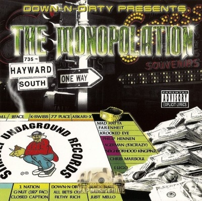 Down-N-Dirty Presents - The Monopolation