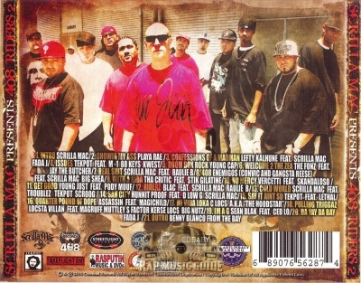 Scrilla Mac Presents - 408 Riders Vol. 2