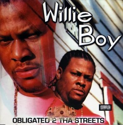 Willie Boy - Obligated 2 Tha Streets