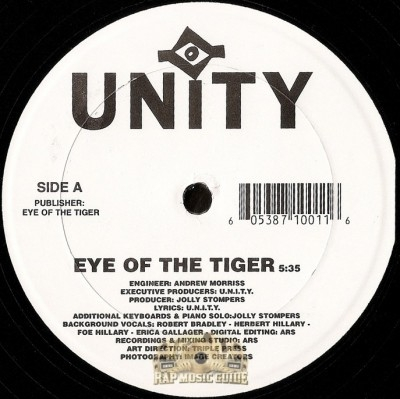 U.N.I.T.Y. - Eye Of The Tiger
