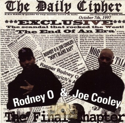 Rodney O & Joe Cooley - The Final Chapter