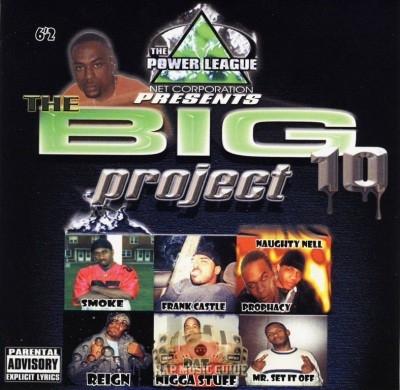 The Big 10 Project - The Power League Net Corporation Presents
