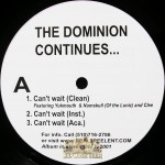 Delinquents - The Dominion Continues