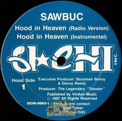 Sawbuc - Hood In Heaven