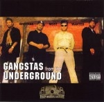 Brothas Most Wanted - Gangstas From The Underground