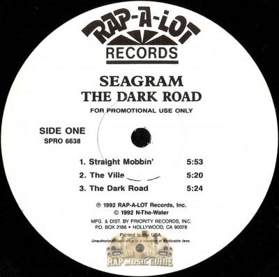 Seagram - The Dark Road EP