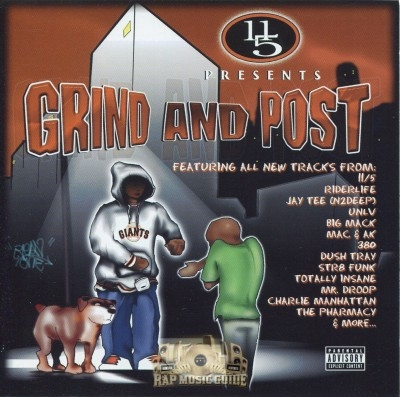 11/5 Presents - Grind And Post