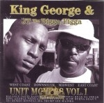 King George & JT The Bigga Figga - Unit Movers Vol. 1
