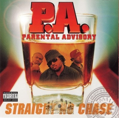 P.A. - Straight No Chase