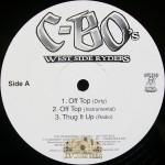 C-Bo / 151 - West Side Ryders EP