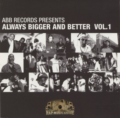 Various Artists - Always Bigger And Better Vol. 1