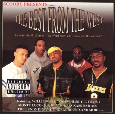 Scooby Presents - The Best From The West