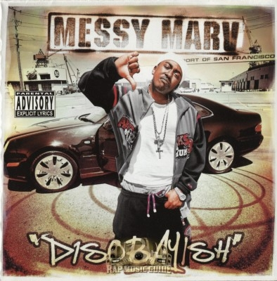 Messy Marv - Disobayish