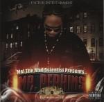 Mel The Mad Scientist - Mr. Perkins