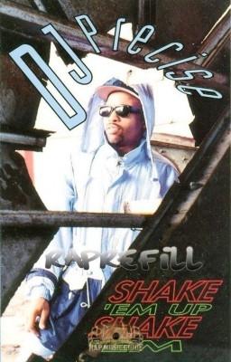 DJ Precise - Shake Em Up Shake Em