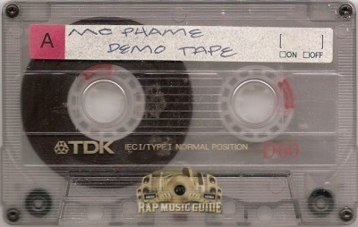 MC Phame - Demo Tape