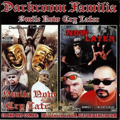 Darkroom Familia - Smile Now Cry Later