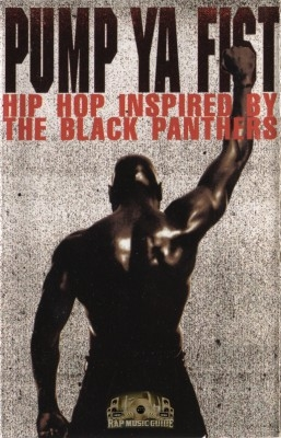 Pump Ya Fist - Hip Hop Inspired By The Black Panthers