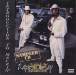 Rappin' 4-Tay - Introduction To Mackin' (Sampler CD)