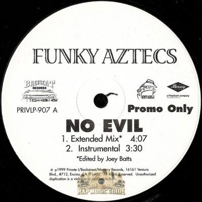 Funky Aztecs - No Evil / Morena