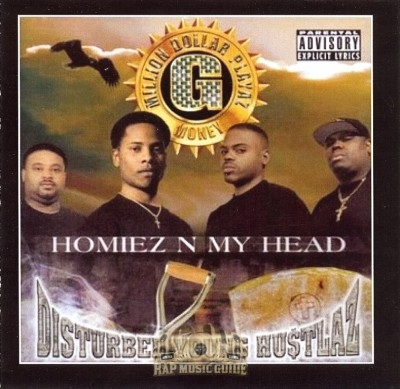Disturbed Young Hustlaz - Homiez N My Head