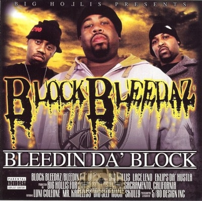 Block Bleedaz - Bleedin' Da' Block