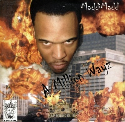 Maddi Madd - A Million Wayz