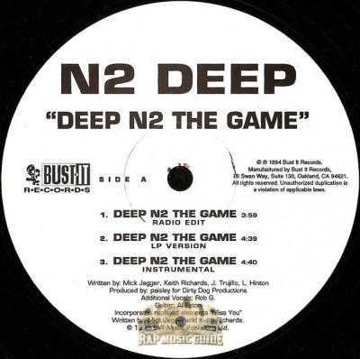 N2Deep - Deep N2 The Game