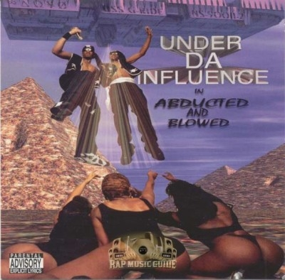 U.D.I. - Abducted And Blowed
