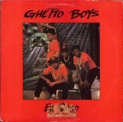 Ghetto Boys - Be Down