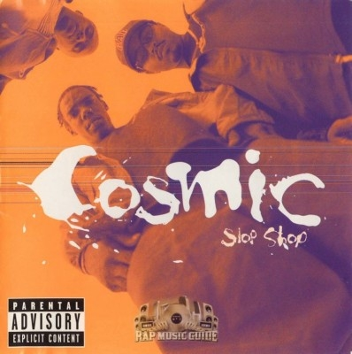 Cosmic Slop Shop - Da Family