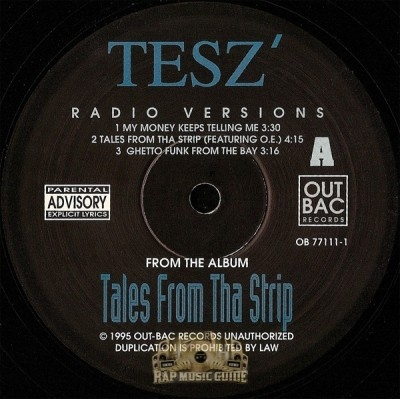 Tesz - Tales From Tha Strip