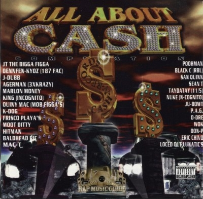 All About Cash - Compilation