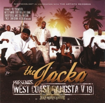 The Jacka - West Coast Gangsta V.19